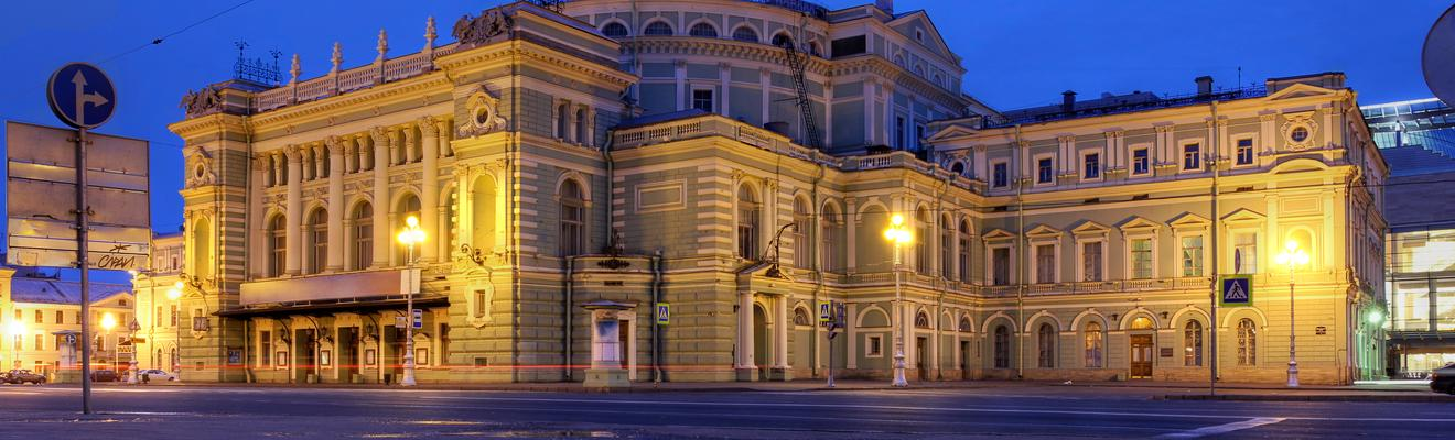 Ξενοδοχεία στην πόλη Αγία Πετρούπολη