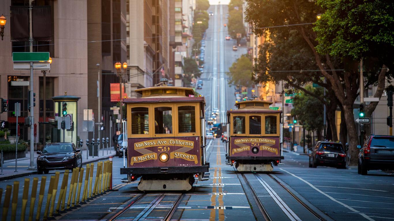 San Francisco car hire