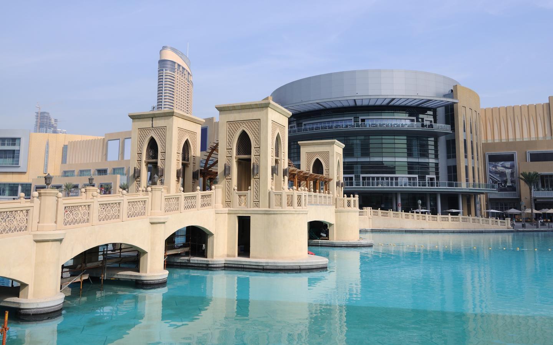 Dubai hotellia