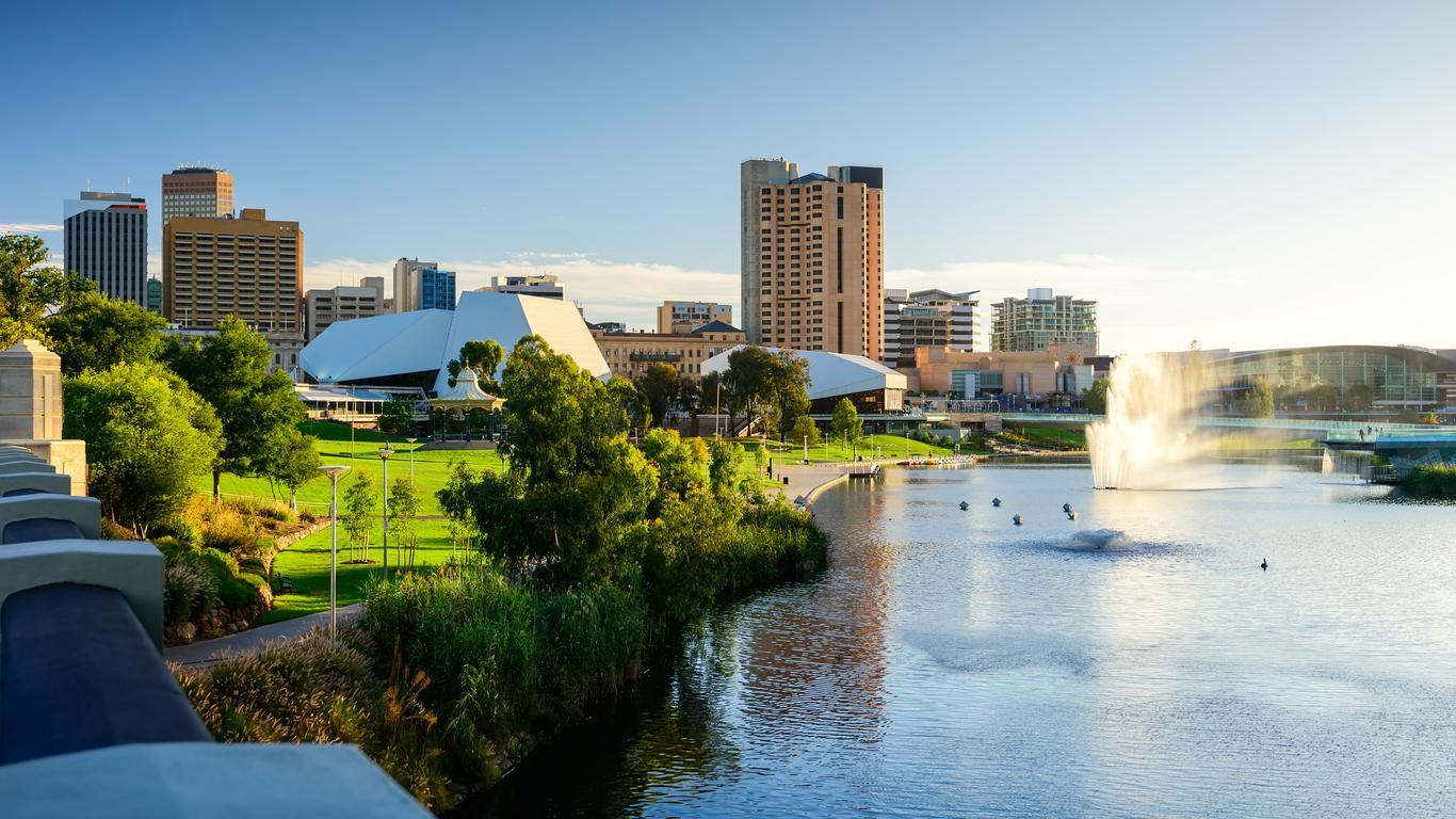 Adelaide autoverhuur