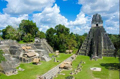 Tikal hoteles