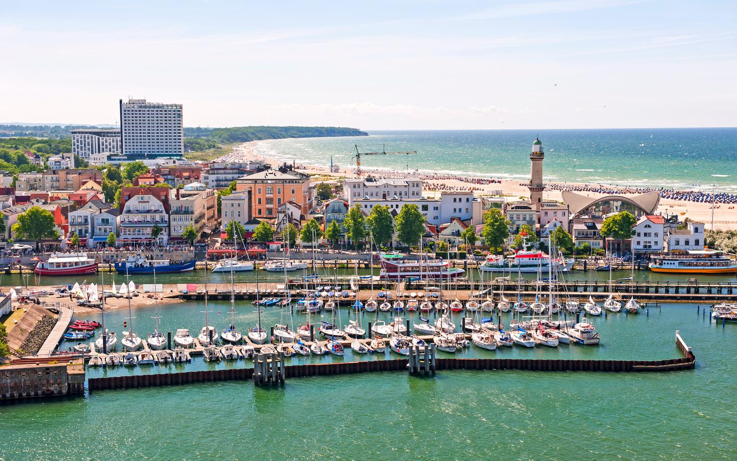 Warnemünde hotels
