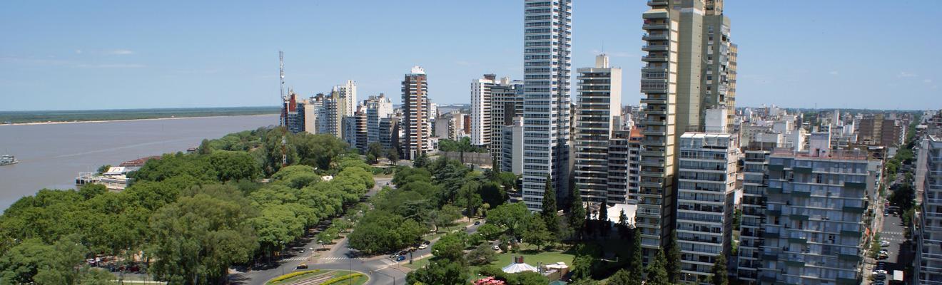 Rosario hotellia