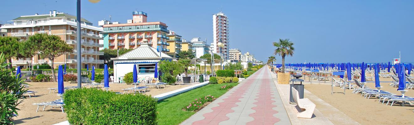 Ξενοδοχεία στην πόλη Τζεσόλο