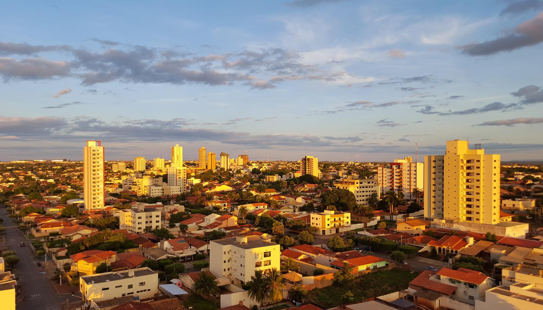 Car hire at Rondonópolis Airport