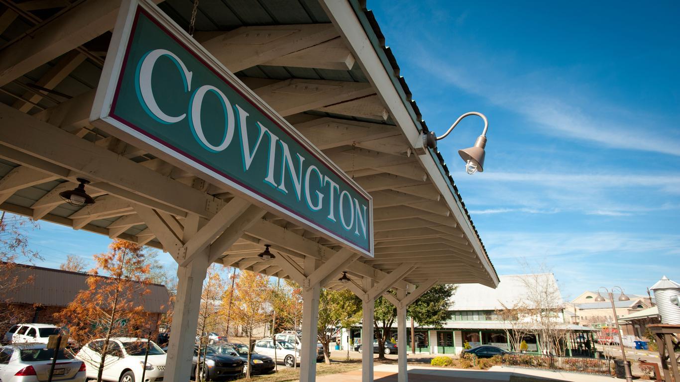 Covington autoverhuur