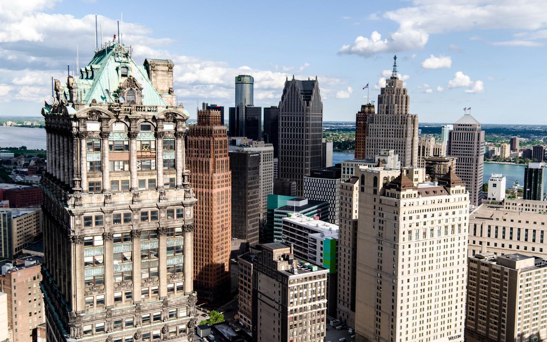 Detroit hotell