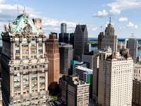 Detroit hotellia