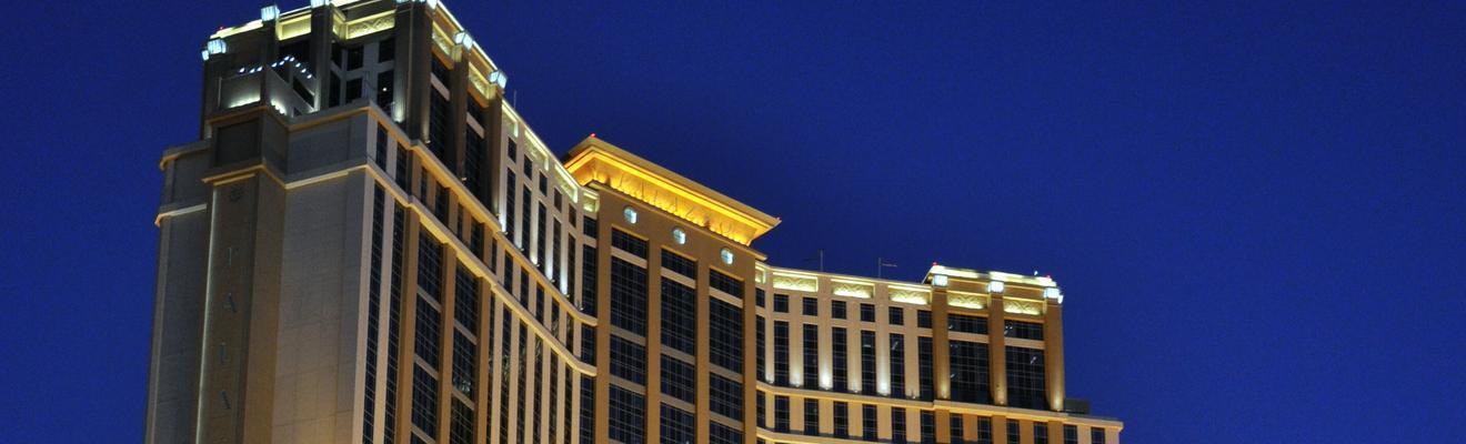 Las Vegas hotellia