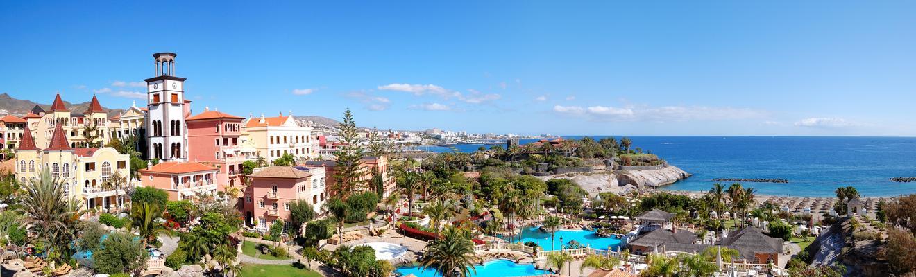 Playa de las Américas hotellia