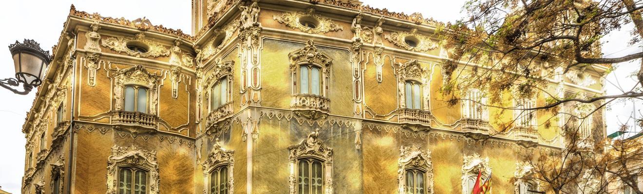 Ξενοδοχεία στην πόλη Βαλένθια