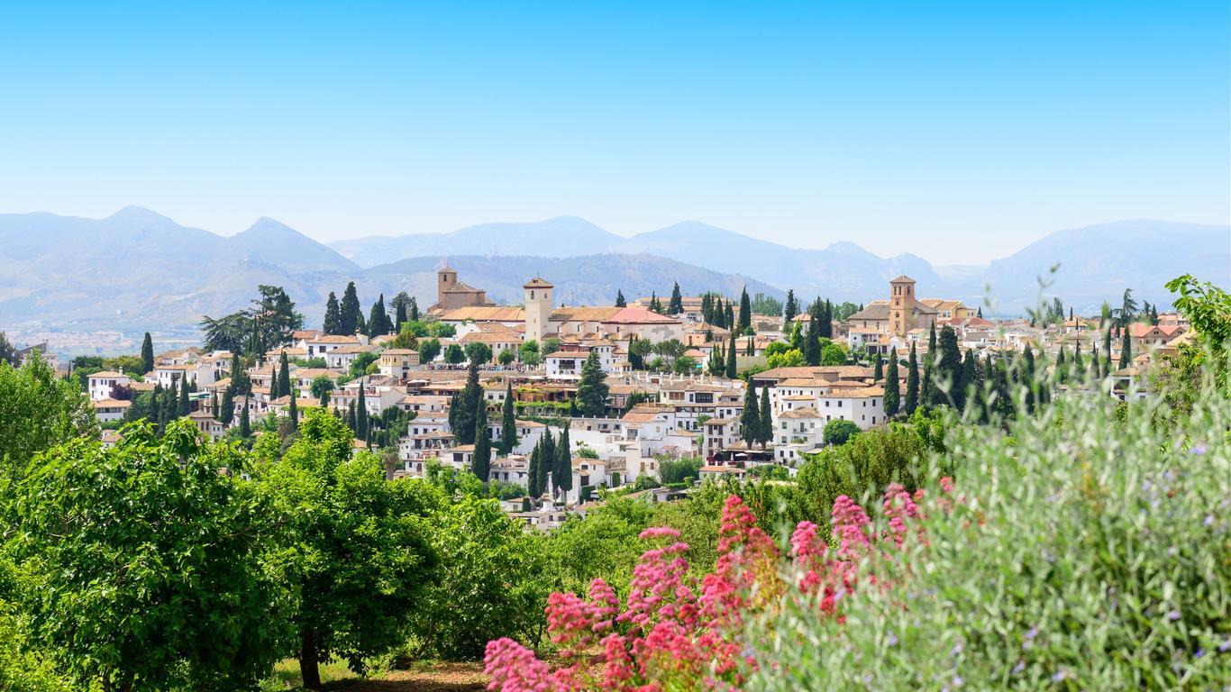 Alquiler de autos en Granada