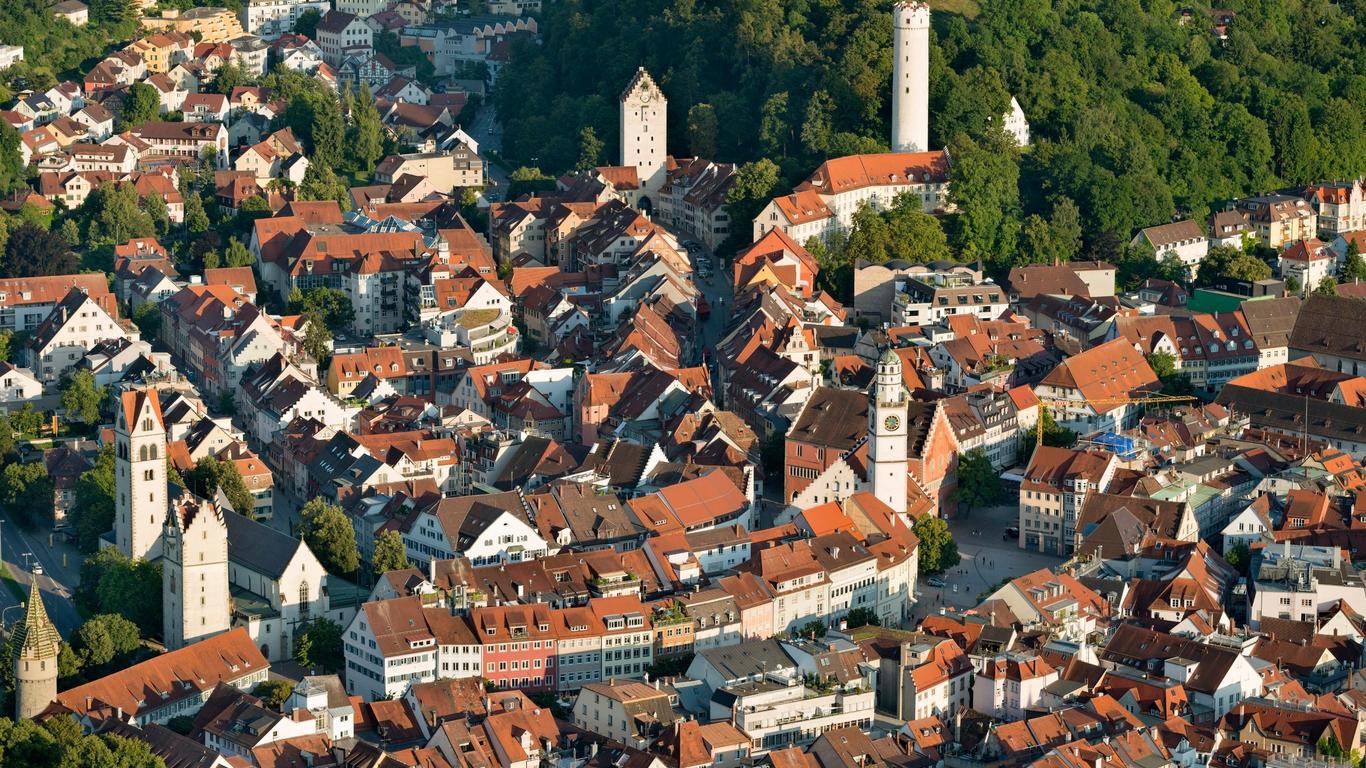 Ravensburg: оренда авто