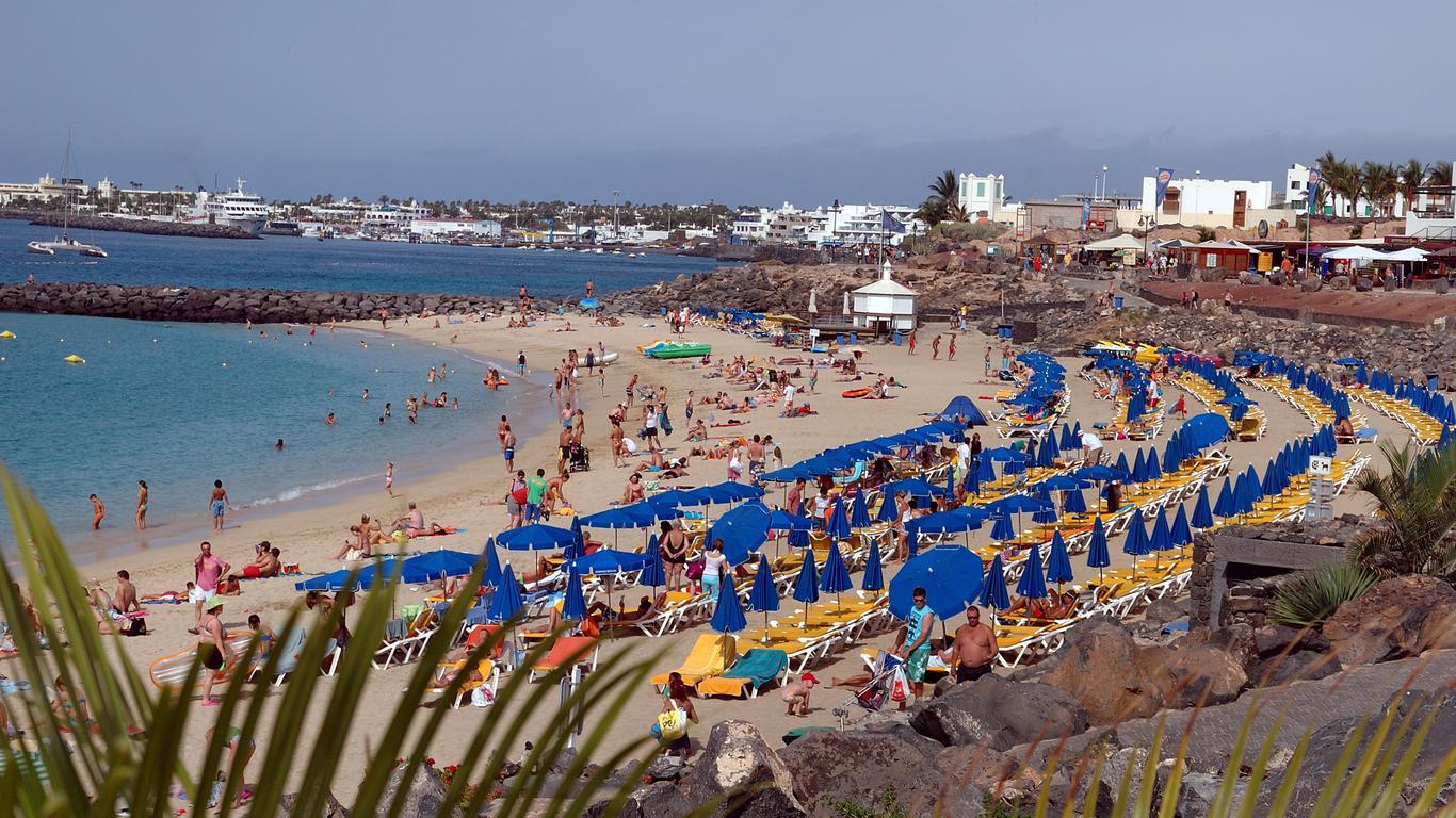Playa Blanca - Ενοικίαση αυτοκινήτου
