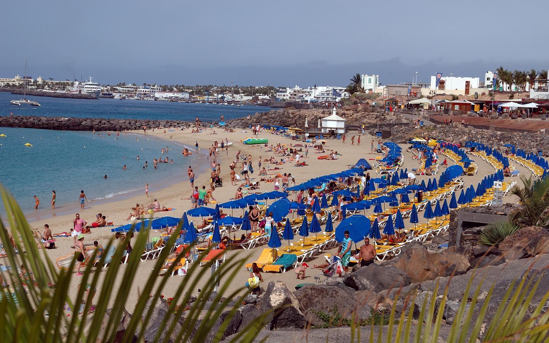 Hotele: Playa Blanca