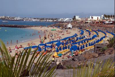Ξενοδοχεία στην πόλη Playa Blanca