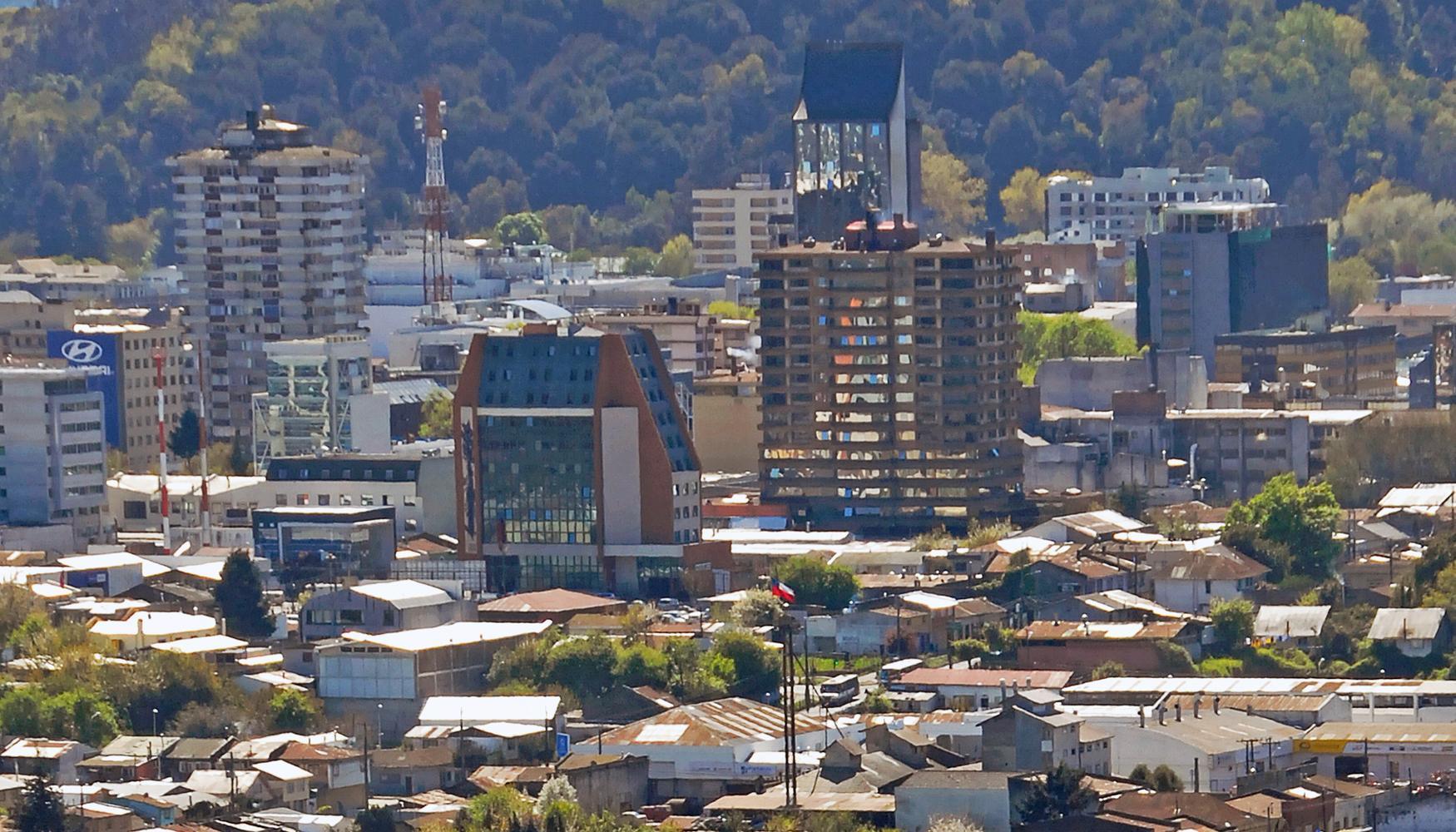 Autonvuokraukset Temuco lentokenttä
