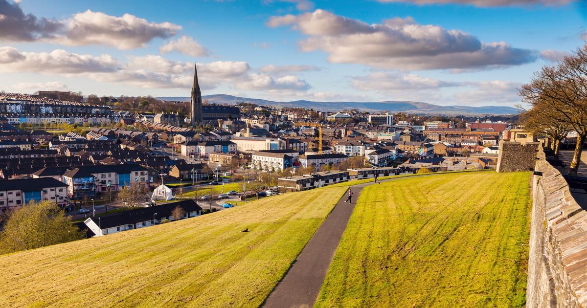 HOSTEL CONNECT - Reviews & Price Comparison (Derry