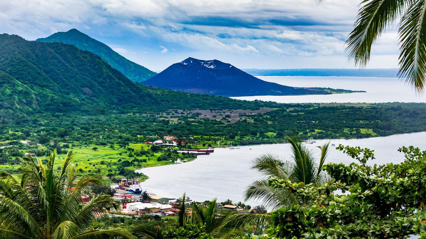 Rabaul autoverhuur