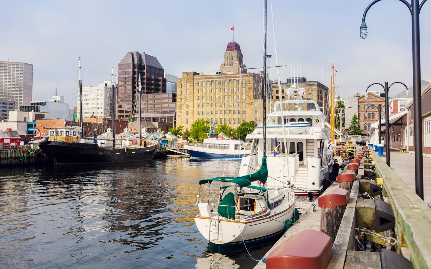 Hotels in Halifax