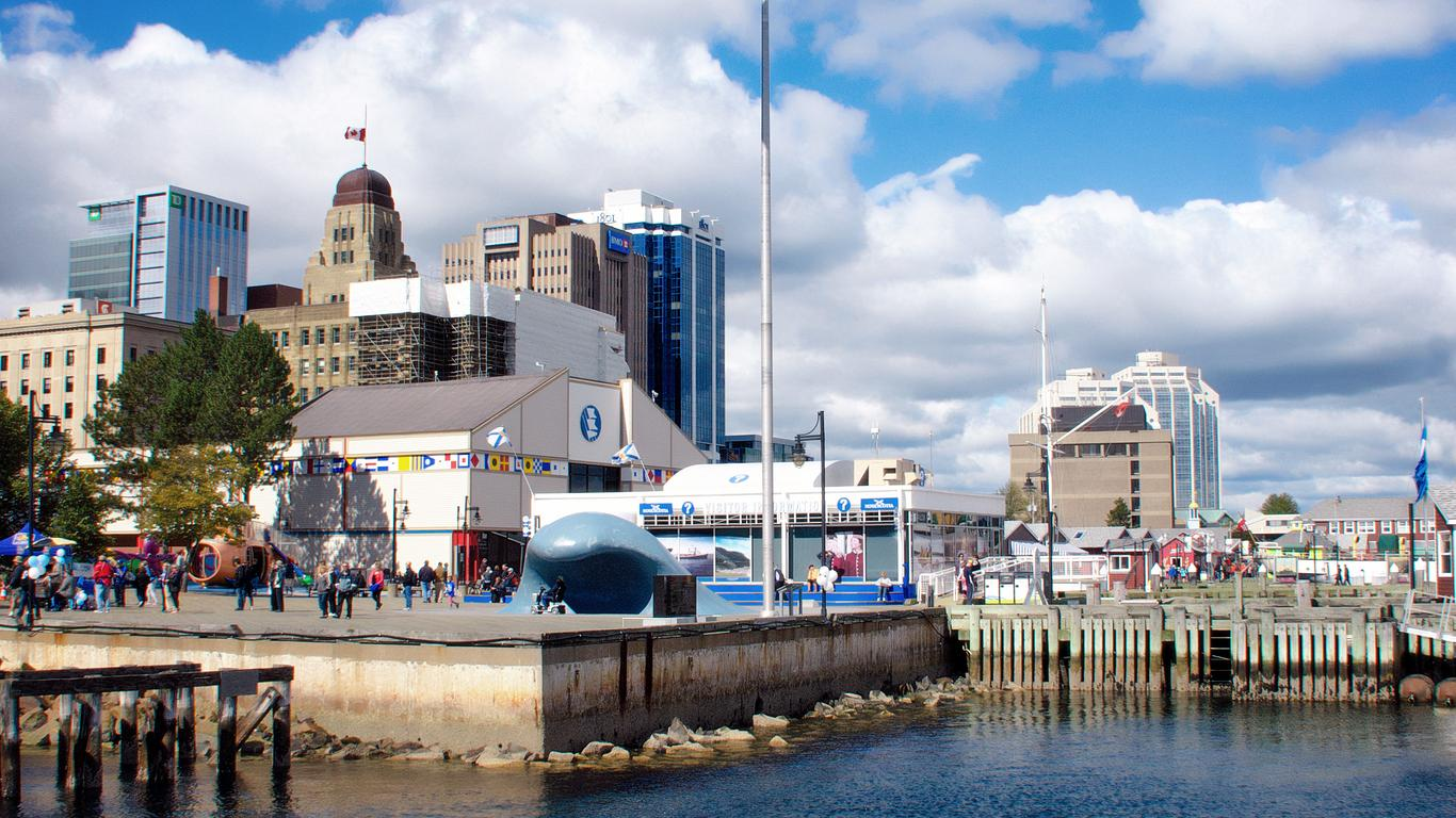 Halifax autoverhuur