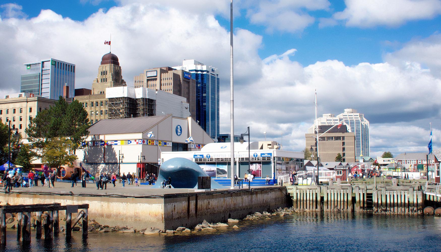 Alquiler de coches en Aeropuerto Halifax-Stanfield