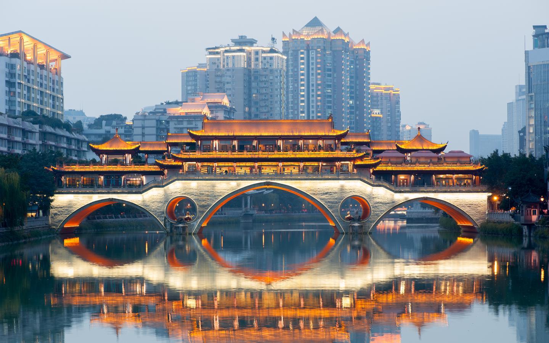 Chengdu hoteles