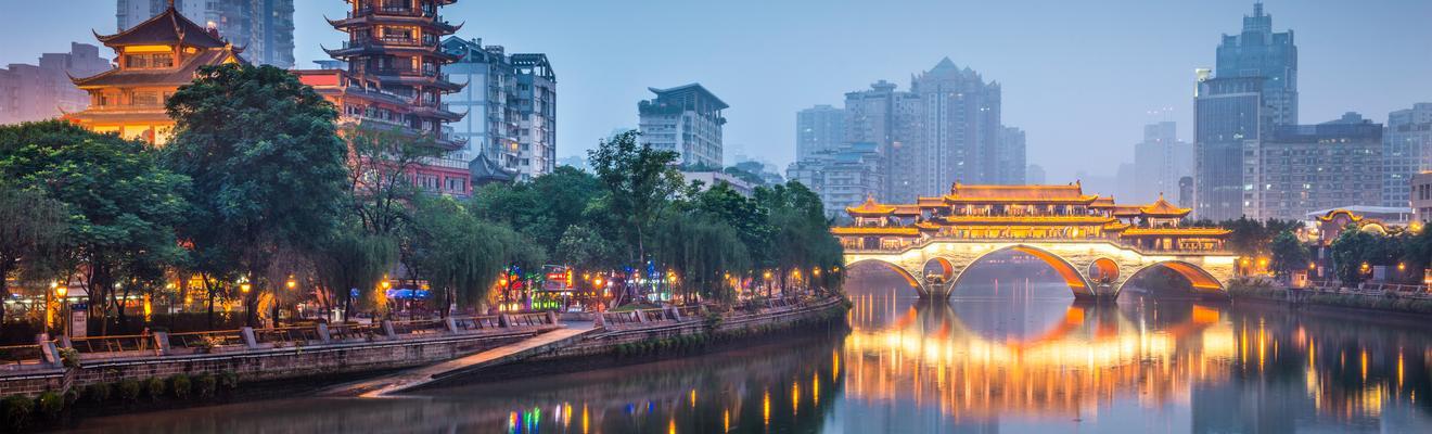 Chengdu hotellia