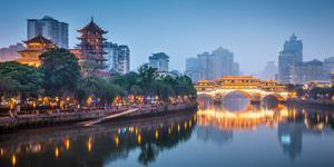 Location de voiture à Chengdu