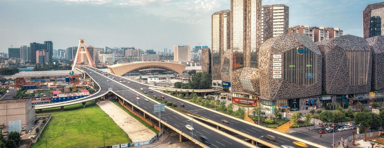 Auto de alquiler en Aeropuerto Chengdú-Shuangliu