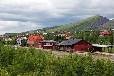 Kiruna hoteles