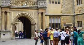 Oxford University Walking Tour