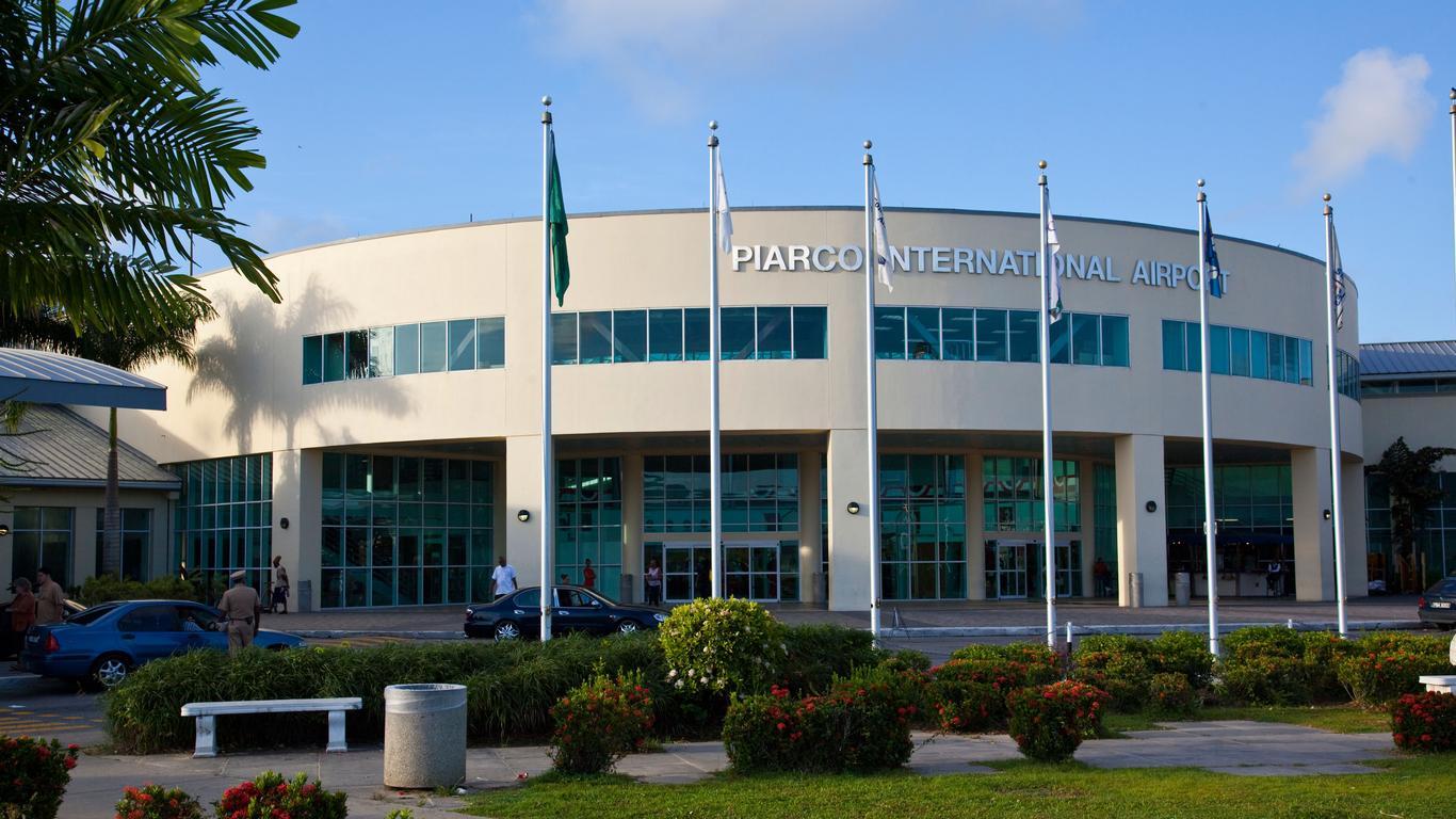 Piarco: оренда авто