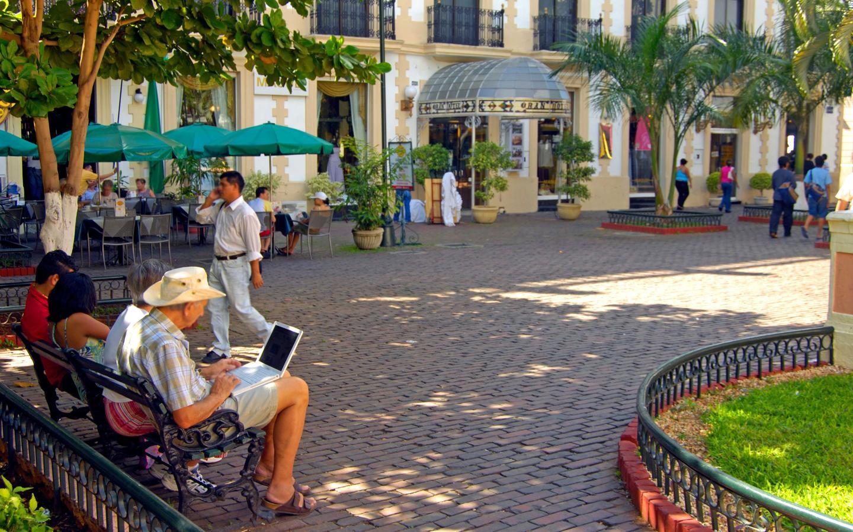 Mérida hotellia