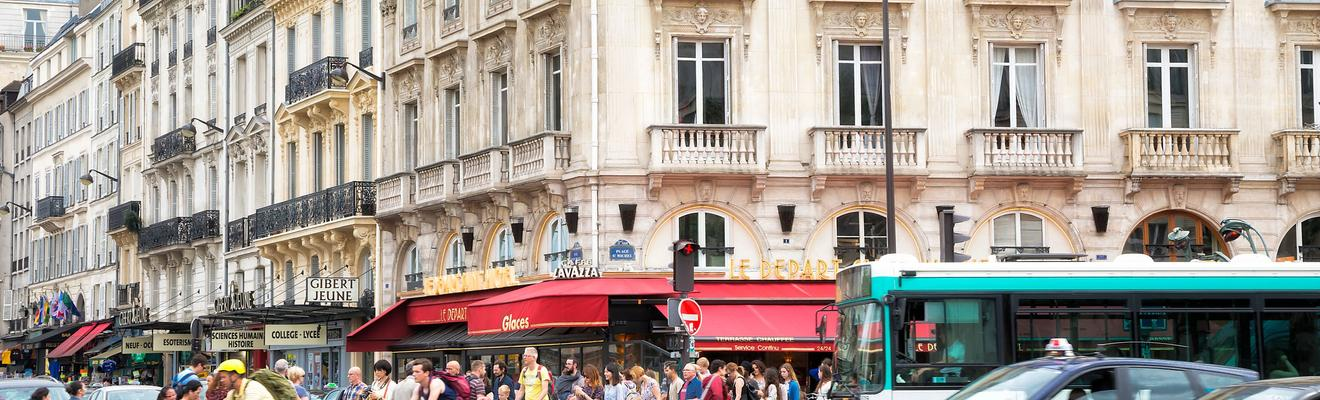 Ξενοδοχεία στην πόλη Παρίσι