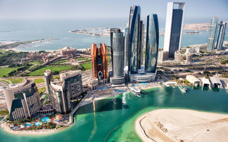 hotéis em Abu Dhabi