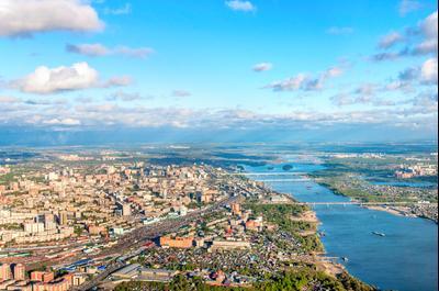 Novosibirsk hotels