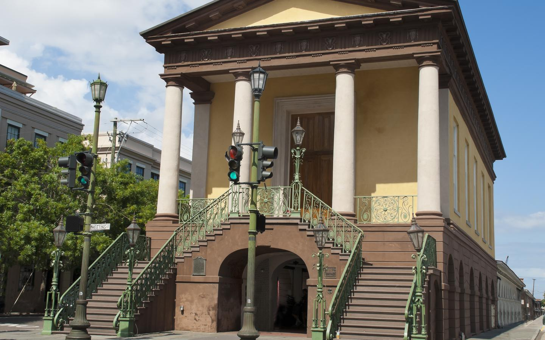 Charleston hotellia