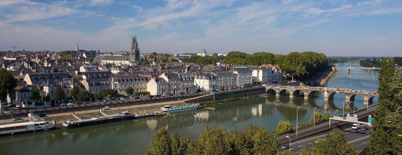 Coches de alquiler en Angers
