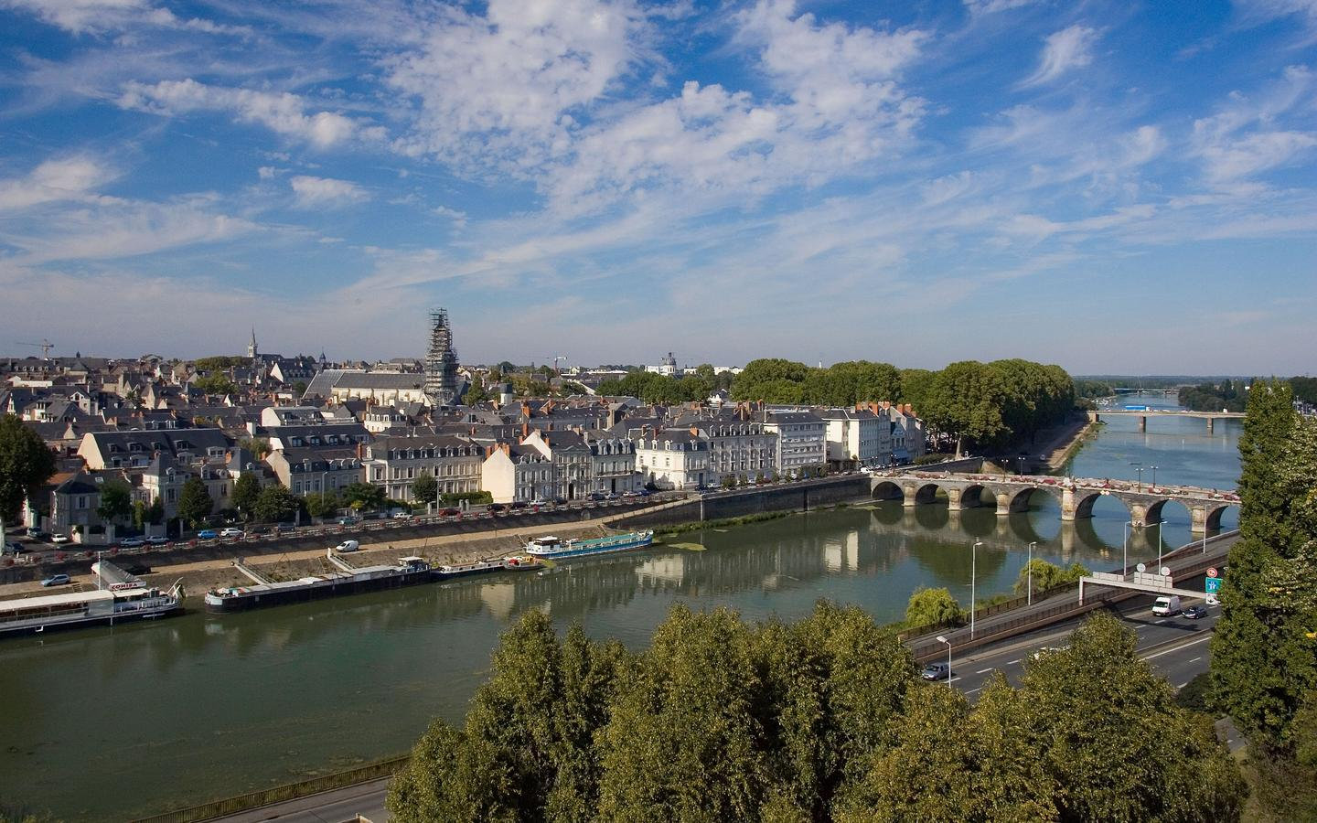 Hotels in Angers
