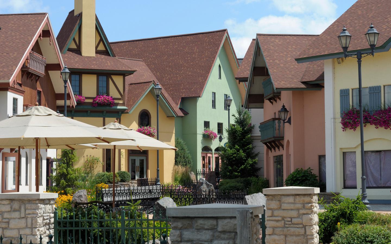 Frankenmuth hotels