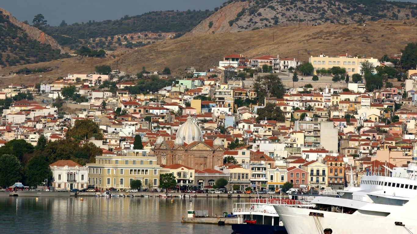 Mytilene car rentals