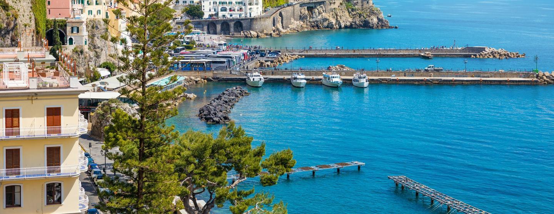 Παραθαλάσσια ξενοδοχεία σε Sant'Agnello