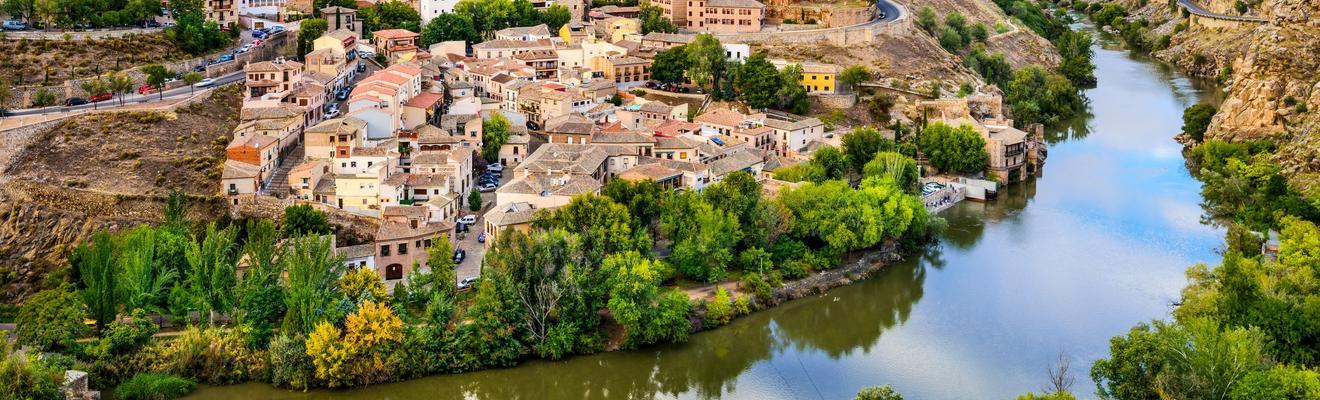Ξενοδοχεία στην πόλη Τολέδο