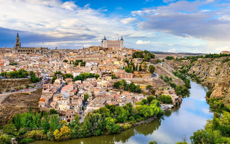 Toledo hotels