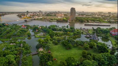 Ξενοδοχεία στην πόλη Mueang Nonthaburi