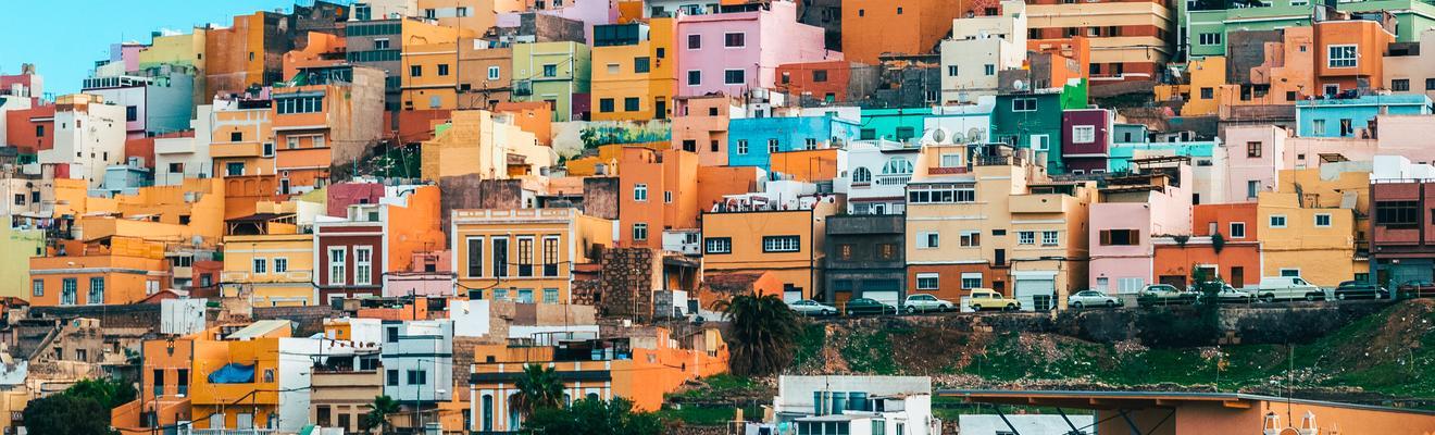 Ξενοδοχεία στην πόλη Λας Πάλμας ντε Γκραν Κανάρια