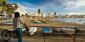 Biler i Las Palmas de Gran Canaria