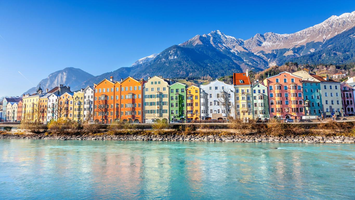 Pronájem aut Innsbruck