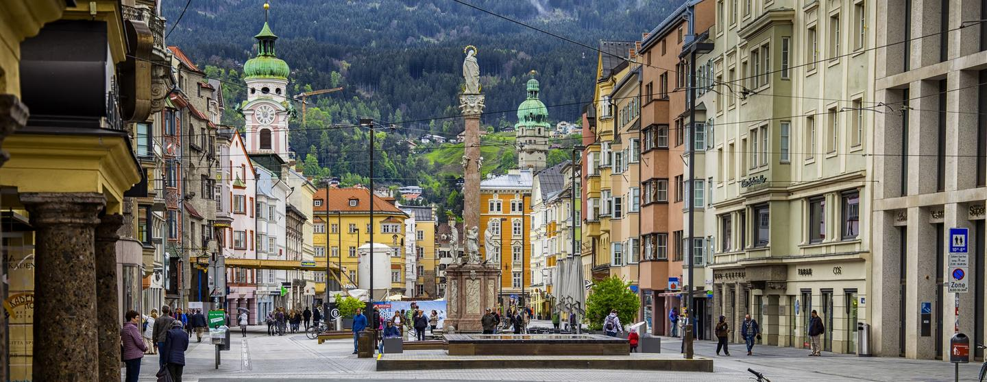 Innsbruck Car Hire